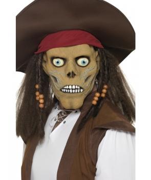 Masca horror pirat zombie