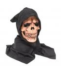 Masca horror schelet cu gluga Halloween