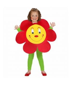 Costum carnaval copii floare