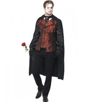 Costum Halloween barbati Masquerade