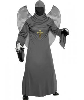 Costum Halloween barbati Angel of death