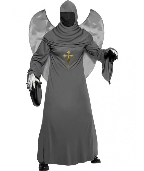 Costum barbati Angel of death Halloween
