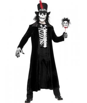 Costum Halloween barbati Voodoo man