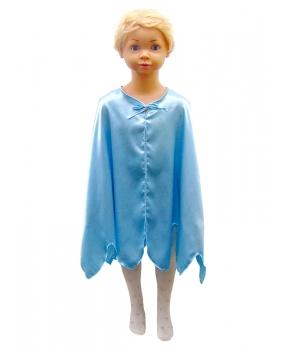 Pelerina albastra copii