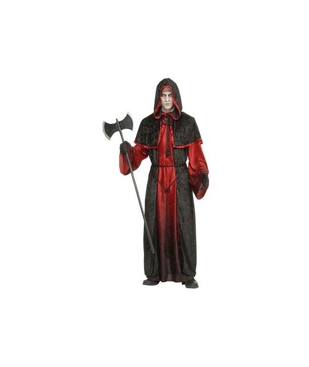 Costum barbati roba demon Halloween