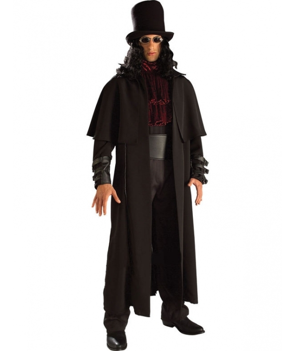 Costum barbati Lordul vampir Halloween
