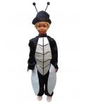 Costum carnaval copii greiere negru