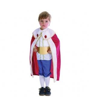 Costum copii Print - Rege