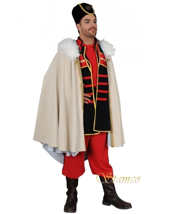 Costum barbati rus Halloween
