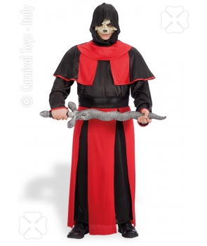 Costum barbati demon Halloween