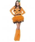 Costum Halloween femei dovlecica