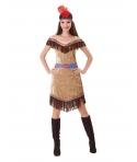 Costum carnaval femei indianca