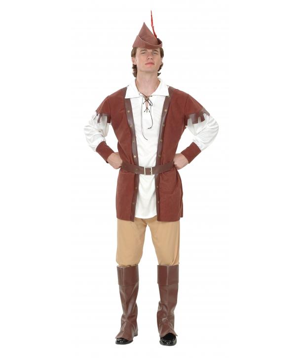 Costum carnaval barbati Robin Hood
