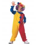 Costum carnaval copii clovn model 2