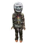 Costum Halloween baieti mumie cu masca