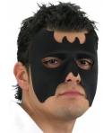 Masca de carnaval liliac negru
