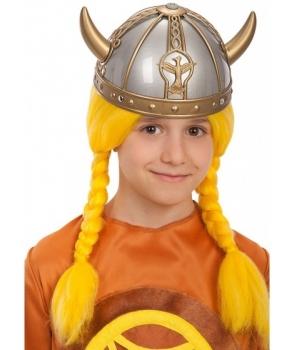 Coif viking copii