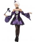 Costum Halloween femei vrajitoare Masquerade Halloween