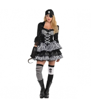 Costum carnaval femei pirata marii