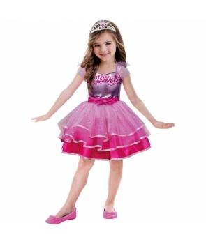 Costum carnaval fete Barbie