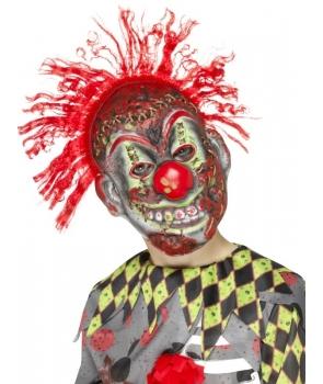 Masca Halloween clovn horror copii