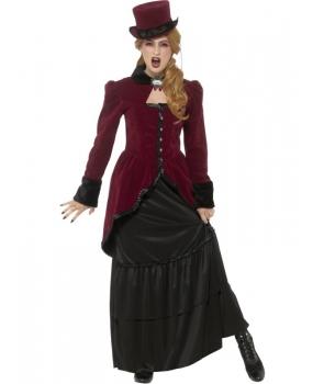 Costum Halloween femei vampirita de lux