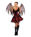 Costum Halloween femei Zana imorala