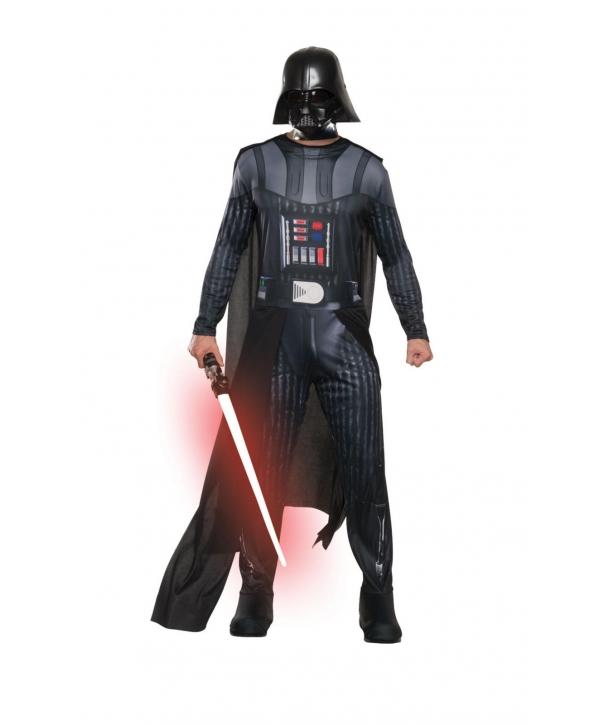 Costum carnaval adulti Darth Vader cu licenta