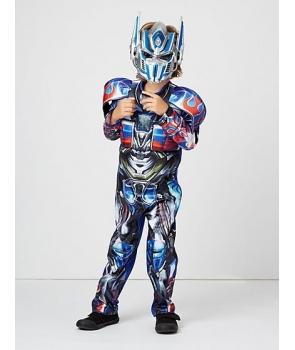 Costum carnaval baieti Transformers Optimus Prime model nou