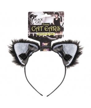 Bentita cu urechi de pisica