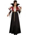 Costum Halloween femei vampirita royala