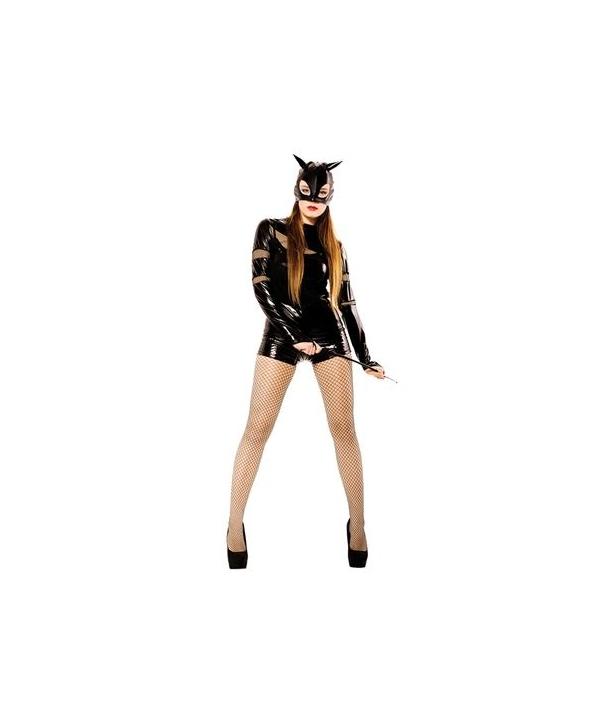 Costum femei pisica neagra Halloween
