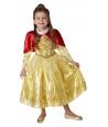 Costum carnaval fete Belle cu pelerina