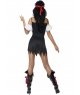 Costum femei pirata Halloween