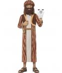 Costum Craciun copii Pastor cu barba