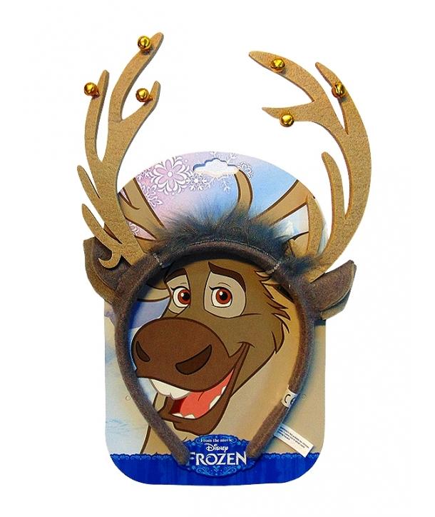 Bentita cu coarne Renul Sven Frozen