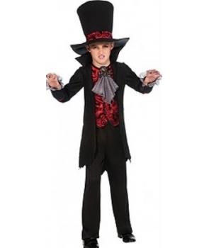Costum Halloween baieti Lordul vampir