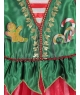 Costum Craciun fete Spiridusa model 1