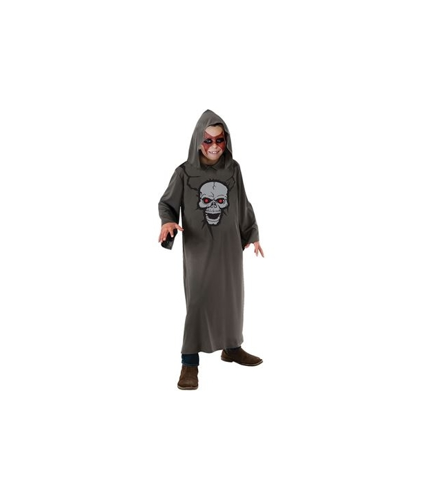 Costum baieti roba cu schelet Halloween