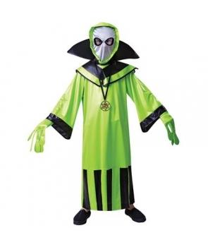 Costum carnaval baieti Alien roba