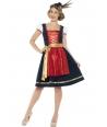 Costum traditional bavarez femei