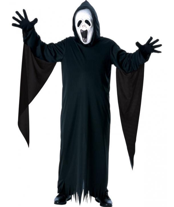 Costum baieti Screamer Halloween