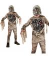 Costum baieti mumie Halloween