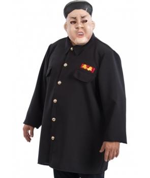 Costum carnaval barbati dictator Kim Jong Un