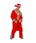 Costum carnaval barbati regele Pimp