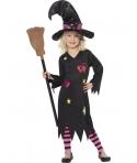Costum Hallowen fete vrajitoare cinder