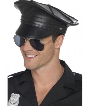 Palarie politist unisex de lux