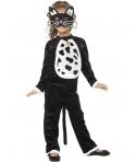 Costum carnaval fete Pisica neagra