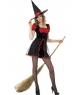 Costum fete vrajitoare stea Halloween