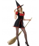 Costum halloween fete vrajitoare stea